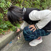 【全体】Joie周辺を「ゴミ拾い」して地域貢献♪
