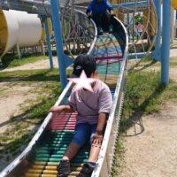 【Joie・force】暑さに負けず花園中央公園に出発!!